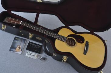 Martin Custom Shop 00-18 Adirondack Spruce Top Acoustic Guitar #2121999 - Case