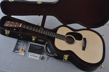 Martin Custom Shop 000-18 Adirondack Spruce Acoustic Guitar #2121987 - Case