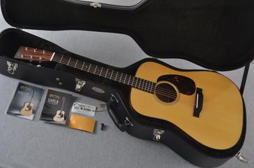 Martin D-18 Standard Acoustic Guitar #2088054 - Case