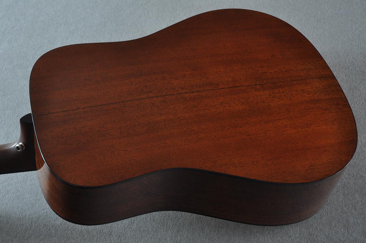 Martin Custom Shop D-18 Jason Isbell Acoustic Guitar #2116644 - Back Angle