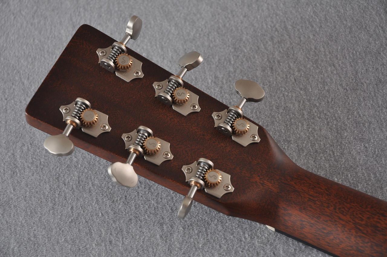 Martin Custom Shop D-18 Jason Isbell Acoustic Guitar #2116644 - Back Headstock
