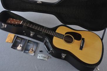 Martin D-18 Standard Acoustic Guitar #2111340 - Case