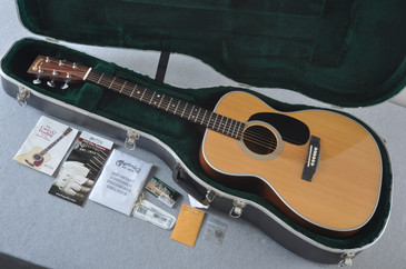 2011 Martin 000-28 Acoustic Guitar #1478092 - Case