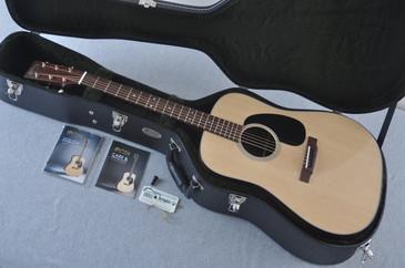 Martin D-21 Special Acoustic Guitar #2135847 - Case