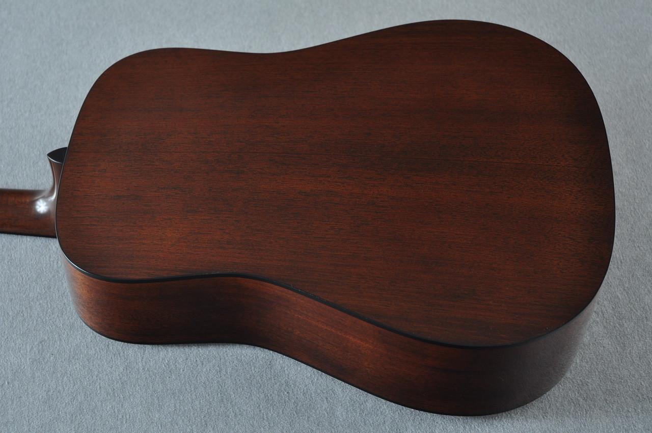 Martin D-18 Authentic 1939 VTS Adirondack Acoustic Guitar #2141448 - Back