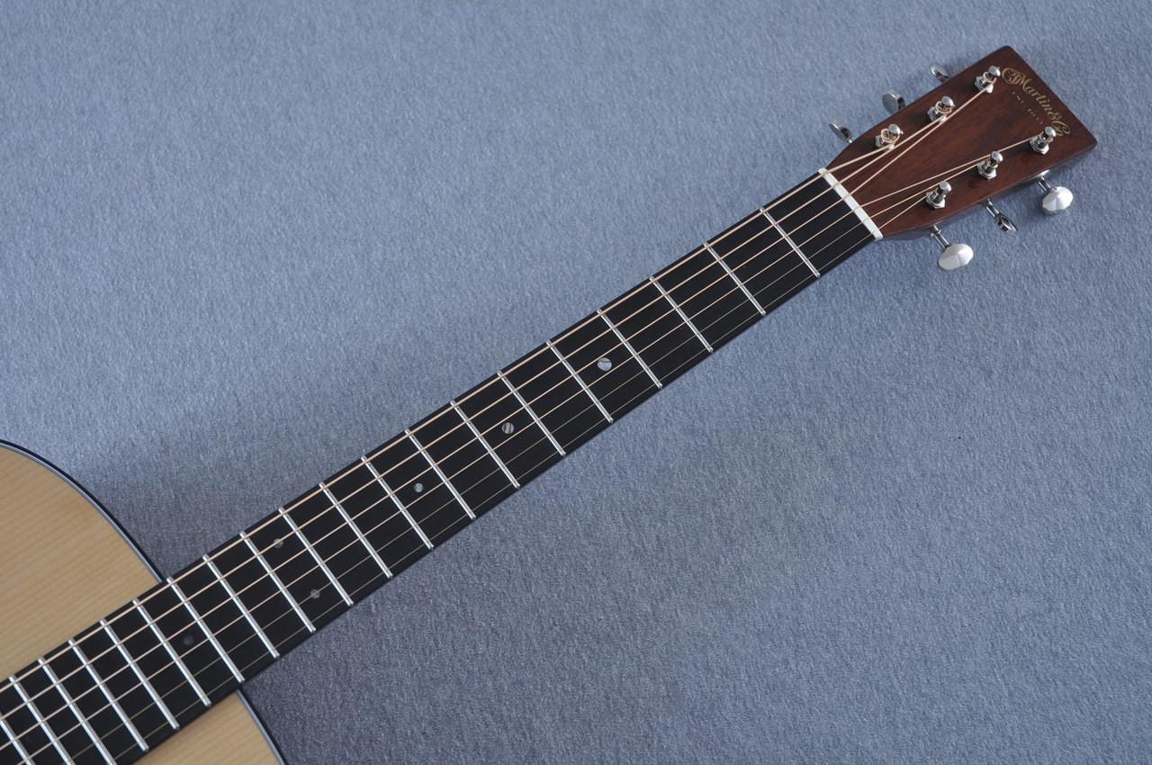 Martin D-18 Authentic 1939 VTS Adirondack Acoustic Guitar #2141448 - Neck