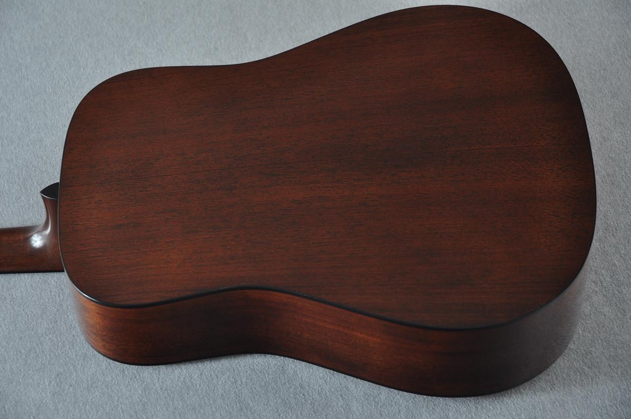 Martin D-18 Authentic 1939 VTS Adirondack Acoustic Guitar #2141448 - Back Angle