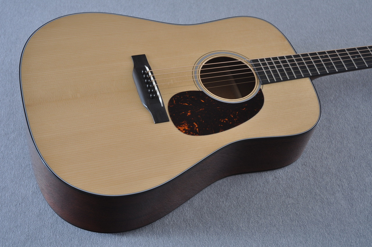 Martin D-18 Authentic 1939 VTS Adirondack Acoustic Guitar #2141448 - Beauty