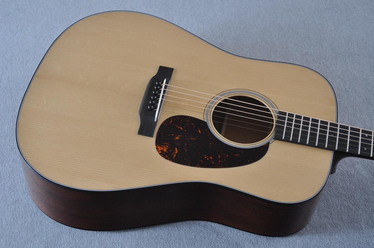 Martin D-18 Authentic 1939 VTS Adirondack Acoustic Guitar #2141448 - Top