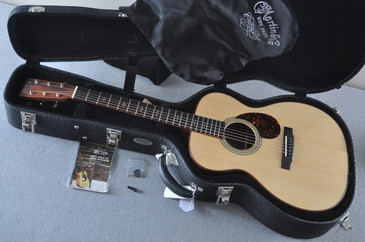 2013 Martin Custom Shop CS-OM-13 Limited Edition #1633365 - Case