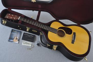 Martin Custom Shop 00-18 Adirondack Spruce Top Acoustic Guitar #2146981 - Case