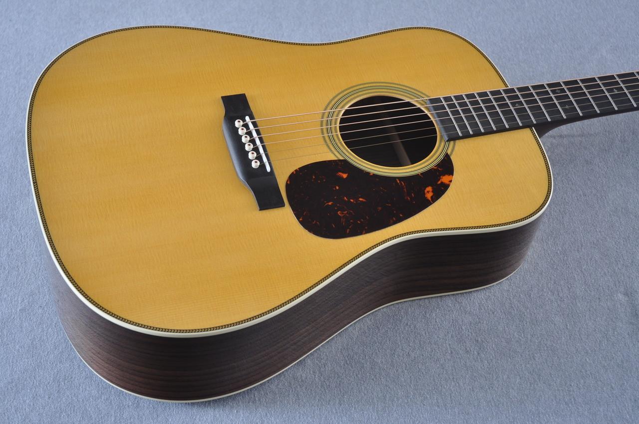 Martin HD-28 (2018) Standard Dreadnought Acoustic Guitar #2149399 - Beauty