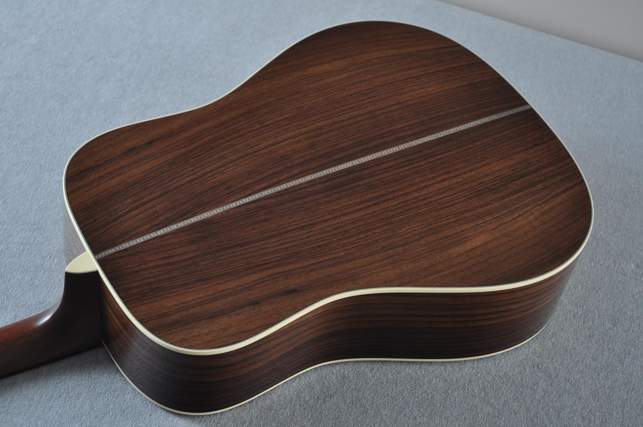 Martin HD-28 (2018) Standard Dreadnought Acoustic Guitar #2149399 - Back Angle