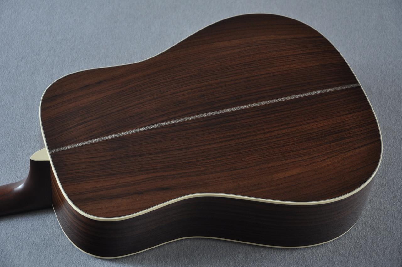 Martin HD-28 (2018) Standard Dreadnought Acoustic Guitar #2149399 - Back