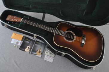 Martin HD-28 (2018) 1933 Ambertone Standard Dreadnought Acoustic Guitar #2146039 - Case