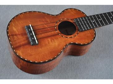 Kamaka Standard Soprano Deluxe Ukulele HF-1D - 133165