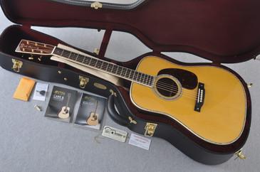 Martin D-42 (2018) Standard Acoustic Guitar #2146151 - Case