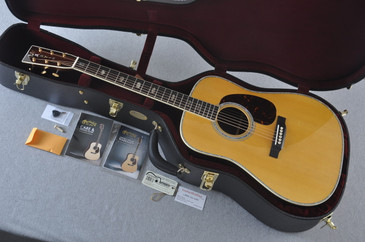 Martin D-41 (2018) Standard Acoustic Guitar #2149241 - Case