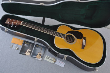 Martin M-36 (2018) Standard Acoustic Guitar #2149410 - Case