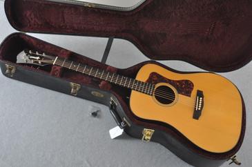 2009 Guild D-50 BG Adirondack Bluegrass w/ OHSC Acoustic Guitar #NM075001 - Case