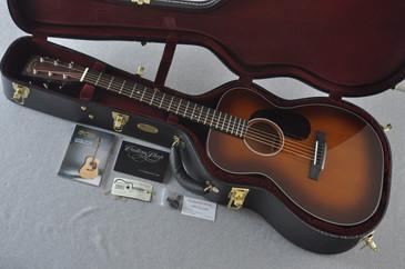 Martin Custom Shop 00-18 Adirondack Ambertone Top Acoustic Guitar #2146978 - Case