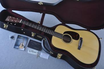 Martin Custom Shop D-18 Adirondack Spruce Acoustic Guitar #2164204 - Case