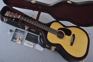 Martin Custom Shop 00-18 Adirondack Spruce Top Acoustic Guitar #2164200 - Case