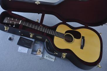 Martin Custom Shop 000-18 Adirondack Spruce Top Acoustic Guitar #2166938 - Case