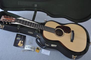 2016 Martin 00-18 12 Fret Authentic 1931 VTS Adirondack Acoustic Guitar #1973527 - Case