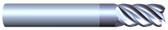 """#52501TIA----5 Flute 1/4"""" Dia. x 1/2"""" LOC x  2"""" OAL"""