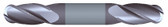 "#STD4187BTIA----4 Flute 3/16"" Dia. x 1/2"" LOC x  3"" OAL Standard D/E"