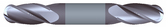 "#STD4250BTIA----4 Flute 1/4"" Dia. x 5/8"" LOC x  3"" OAL Standard D/E"