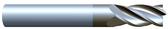 "#VC43121ALT----4 Flute 5/16"" Dia. x 7/16"" LOC x  2 1/2"" OAL  Variable Helix w Chamfer"