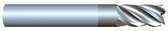 "#VC57503ALT----5 Flute 3/4"" Dia. x 2 1/2"" LOC x  5"" OAL  Variable Helix w Chamfer"