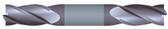 """#SBD4125TIA----4 Flute 1/8"""" Dia. x 1/4"""" LOC x  2"""" OAL Stub D/E"""