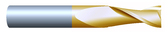 "#29994TIN----2 Flute 1""  Dia. x 2 1/2"" LOC x  5"" OAL"