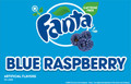 Fanta Blue Raspberry (2.5 Gallon)