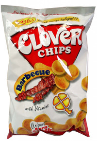 Clover Barbeque Chips 5.64 oz. - 2 Pack