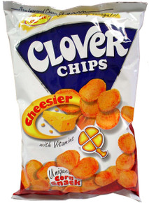 Clover Cheese Chips 5.64 oz. - 2 Pack