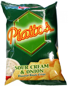 Piattos Sour Cream & Onion 85g - 3 Pack
