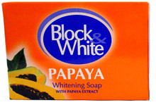 Block&White Papaya Soap 4.23 - 2 Pack