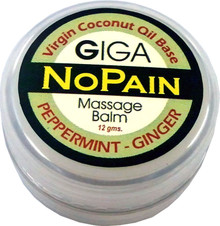 Giga No Pain Ointment 12g - 5 Pack