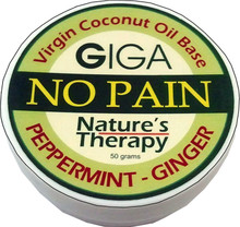 Giga No Pain Ointment 50g - 4 Pack