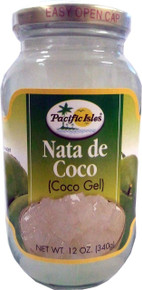 San Rose Nata De Coco 12oz - 12 Pack