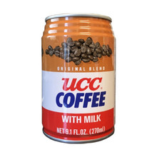 UCC Milk Coffee 9.1 floz. - 24 pack