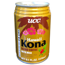 UCC Kona Coffee 9.1 floz. - 24 pack