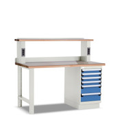 LG2104C Workbench with Electronic Riser