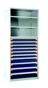 Drawers in Shelving Adder Rousseau R5SEC-874805A