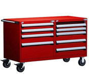 Mobile Drawer Cabinet Rousseau Heavy Duty R5DKG-3009