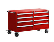 Mobile Drawer Cabinet Rousseau Heavy Duty R5DKG-3011